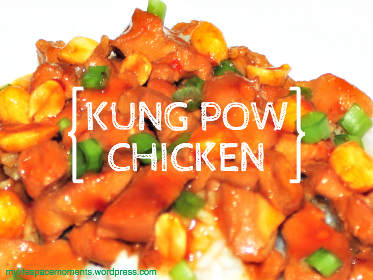 {My Kung POW! Chicken}