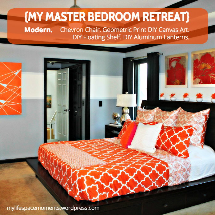 {My Modern Master Bedroom Retreat}