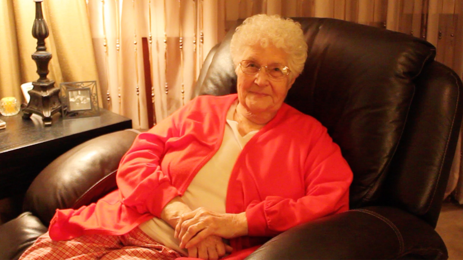 Words of Wisdom with Grandma Beth Tielke 12.29.14 - Freeze Frame