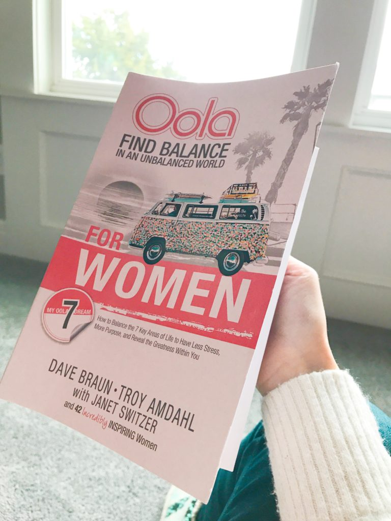 Oola for Women ~ Find Balance