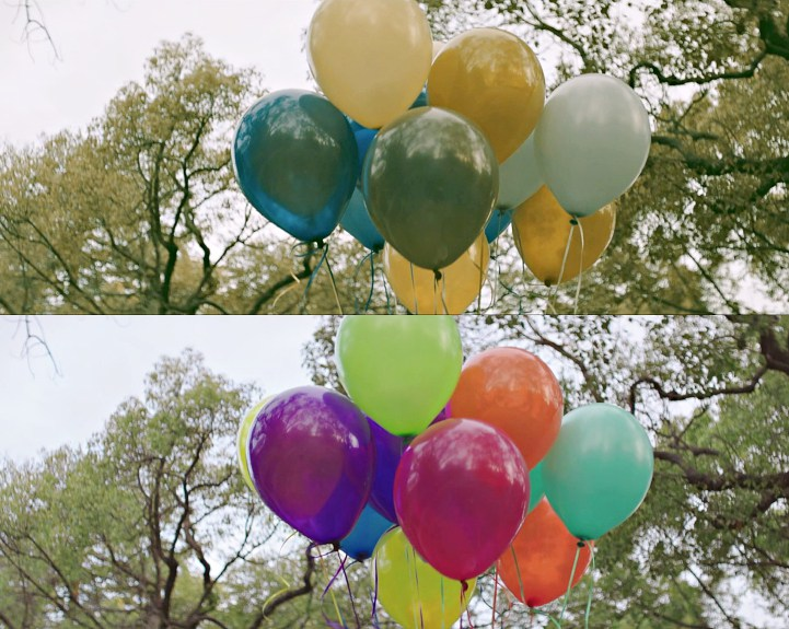 Red-Green Color Blind - Balloons